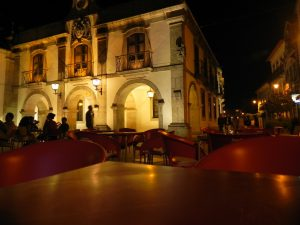 Esposende - Câmara Municipal à noite